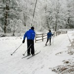 Cross Country Skiing New York