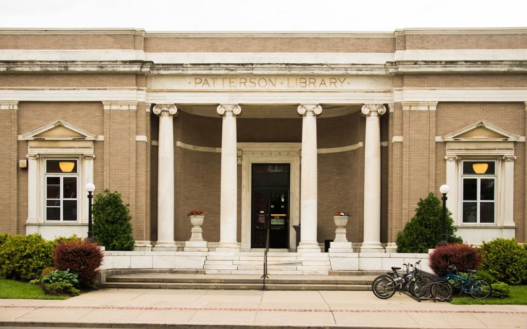 Chautauqua County Patterson Library