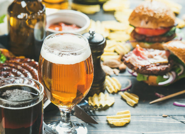 Growlers & Grub Foodie Getaway Package